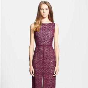 NWT Alice & Olivia Gemma gown